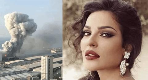 بعد نجاتها بأعجوبة من الموت.. نادين نسيب نجيم ستُهاجر من لبنان: بس تنقبروا برجع