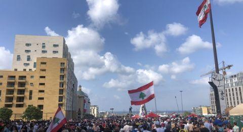 مباشر: تجدد الاشتباكات بين قوى الأمن ومحتجين في وسط بيروت