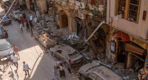 إعلان حالة الطوارئ في بيروت عقب انفجار المرفأ