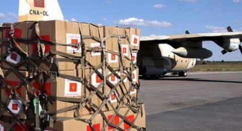 المغرب يتصدر دول العالم في مساعدة لبنان