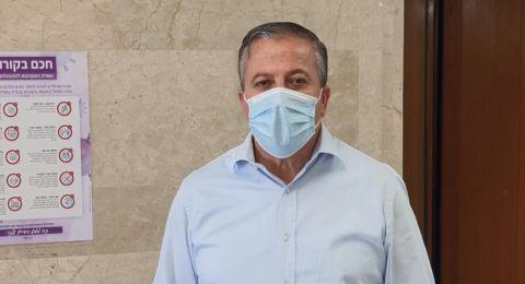 رئيس بلدية كفرقاسم، بدير: لن نغلق المدينة وندرس كافة الإحتمالات