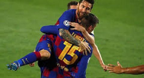 بايرن ميونخ يكتسح تشيلسي وبرشلونة يهزم نابولي ويبلغا ربع نهائي دوري أبطال أوروبا