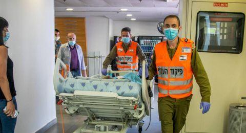 تسجيل 763 إصابة جديدة بإسرائيل..واجتماع هام لكابنيت كورونا ومعطيات عن البلدات العربية