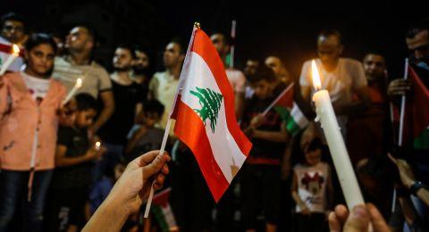 اطلاق حملة تبرع انسانية لأطفال لبنان