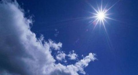 حالة الطقس: اجواء حارة - ارتفاع على درجات الحرارة