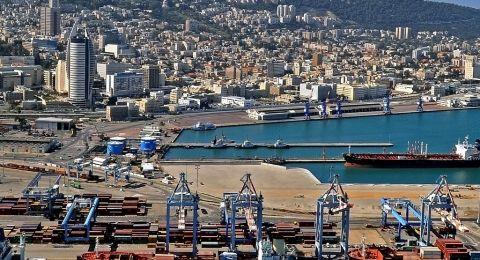 بعد انفجار بيروت.. إسرائيل تعمل على إخلاء خليج حيفا من المواد الخطرة