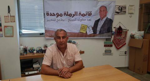 المحامي أبو صويص لـبكرا: هناك 14 ألف صوت عربي بالرملة... علينا إستغلال الأصوات كلّها