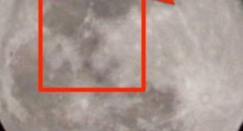 السر وراء ظهور وجه الانسان على القمر ...العلماء يفسرون