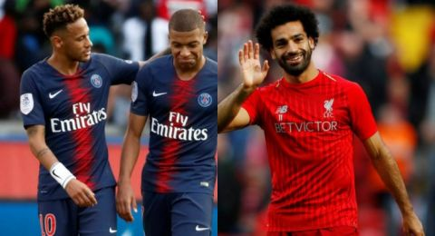 محمد صلاح يسبق كريستيانو رونالدو في قائمة الـ21 لاعباً اﻷعلى قيمة في عالم كرة القدم