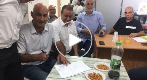 الإتقاق على خوض انتخابات اللد بقائمة عربيّة مشتركة ومقعد مضمون لفداء شحادة