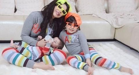 زوج حليمة بولند يمنعها من نشر صورة بناتها