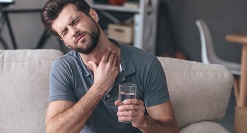 عزيزي الرجل: لماذا تعاني من التهاب اللوزتين؟