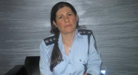 الناطقة بلسان الشرطة الاسرائيلية لوبا سمري ترّد