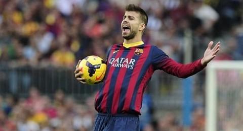 جيرارد بيكيه يقرر الرحيل عن نادي برشلونة