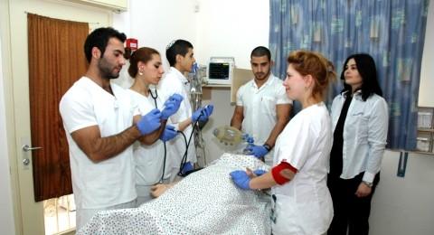 كلية صفد: طلاب التمريض يتميزون في امتحان الترخيص