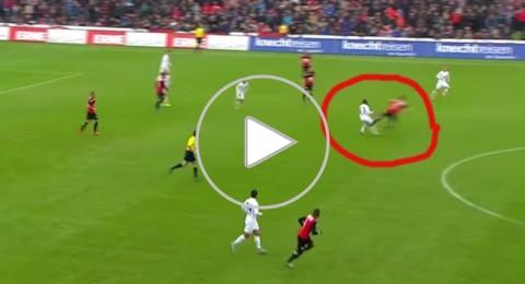 هل هي أعنف إصابة في تاريخ كرة القدم؟!