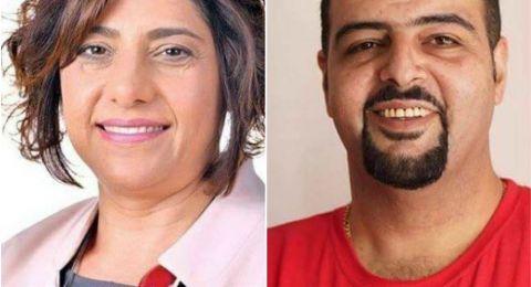 حيفا: رجا زعاترة يتنازل عن منصب نائب رئيسة البلدية، وشهيرة شلبي في مكانه .. والتحريض مستمر
