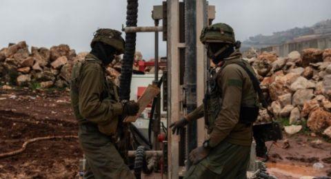 الجيش الإسرائيلي يعلن العثور على نفق ثالث بين لبنان وإسرائيل