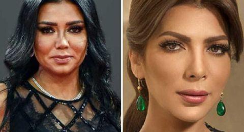 أصالة نصري تسخر من بطانة فستان رانيا يوسف..والاخيرة ترد