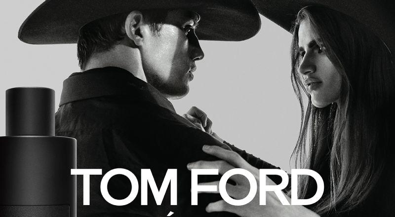ماركة العطور الفاخرة توم فورد تطلق عطرها الجديد