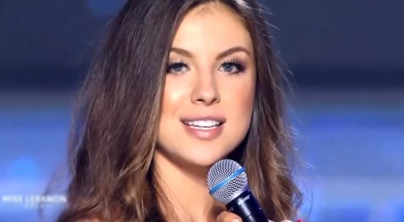مايا رعيدي تمثل لبنان في مسابقة