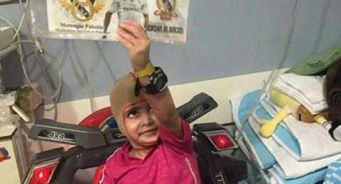 نادي ريال مدريد سيستقبل الطفل أحمد دوابشة