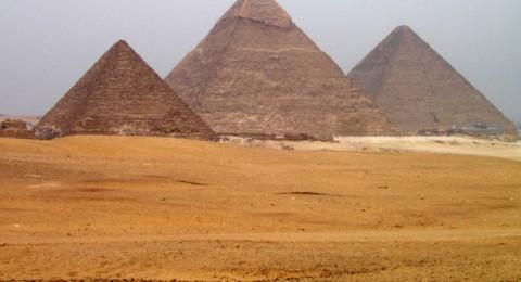 ما لا تعرفه عن الأهرامات