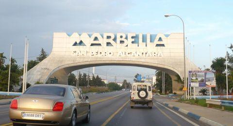 سياحة شتوية في ماربيا