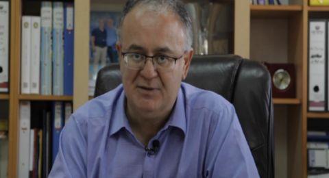 مأمون عبد الحي، رئيس بلدية الطيرة، يعلن إصابته بالكورونا
