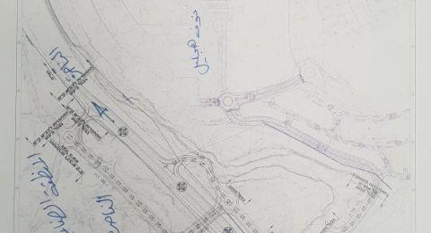 تخطيط جديد لحل ازمة السير في المنطقة الجنوبية لمدينة الناصرة