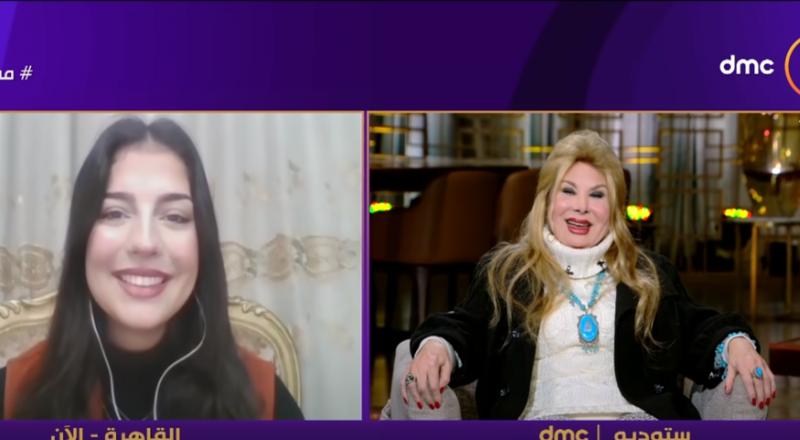 حفيدة نجمة مصرية تخطف الأنظار بجمالها ولا تجيد اللغة العربية