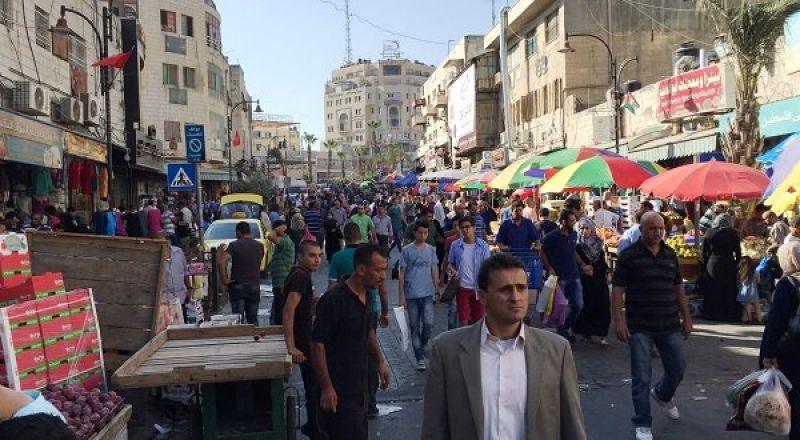 الاحصاء: انخفاض مؤشر غلاء المعيشة في فلسطين خلال 2020