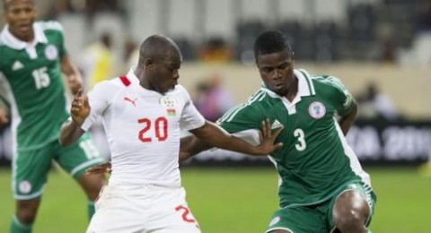 اليو:نيجيريا وبوركينا فاسو في نهائي كأس افريقيا