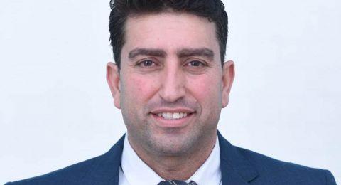 احسان خلايلة مرشح حزب العمل: