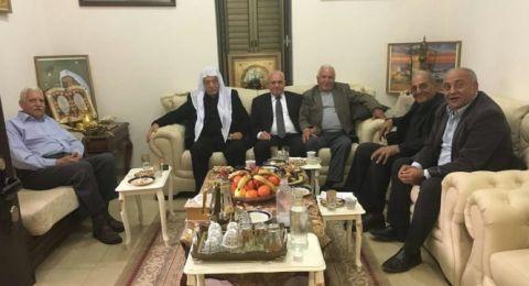 لجنة الوفاق الوطنيّ تؤكّد موقفها بالمحافظة على المشتركة ولا بديل لها