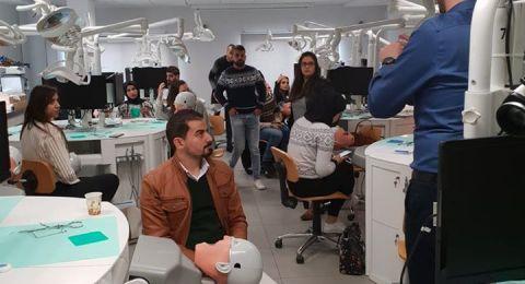 جمعية أطباء الأسنان العرب: 100% من طلاب معهدنا نجحوا بالامتحان الحكومي .. واستمرار الدورات والنشاطات