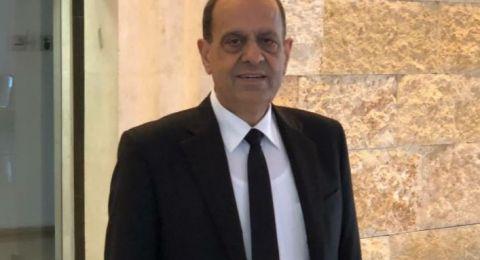 المحامي أحمد مصالحة يترشح لرئاسة نقابة المحامين-فرع الشمال