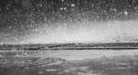 أمطار فوق معظم المناطق ليلاً