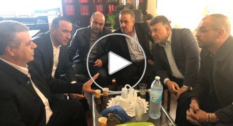 اتفاق على ترميم مسجد طبريا وابقاء الوضع القائم فيه