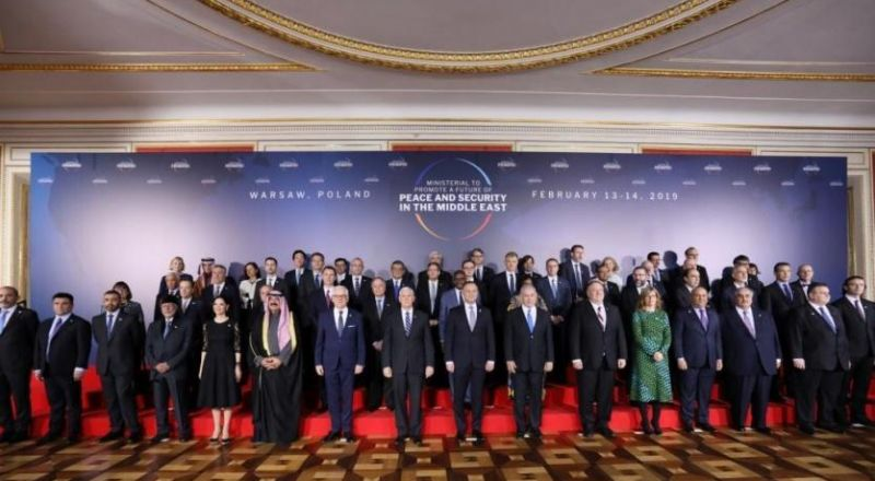 السعودية توضح سبب مشاركتها في وارسو وموقفها من القضية الفلسطينية
