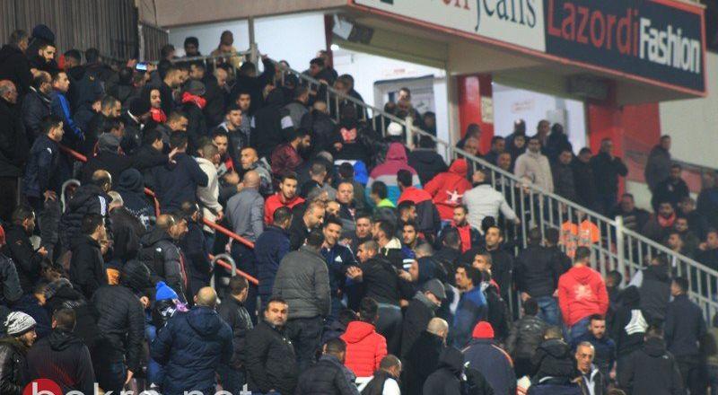 هل سيكون هذا الموسم، موسم شؤم على الرياضة العربية في البلاد؟