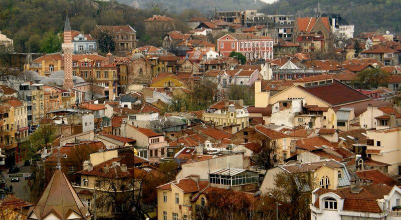 بلوفديف عاصمة الثقافة الأوروبية البلغارية