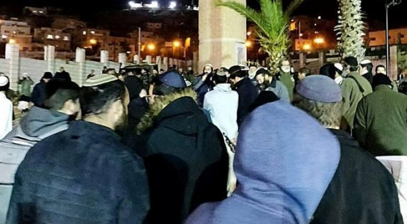 المستوطنون يشنون هجمات في مناطق متفرقة بالضفة