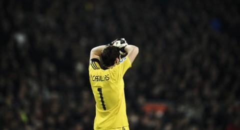 كاسياس لن يلعب مجدداً في ريال مدريد بوجود مورينيو !!