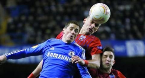 الدوري الأوروبي: تشيلسي يهزم ستيوا بوخارست بالنتيجة 4 إلى 1 ويتأهل