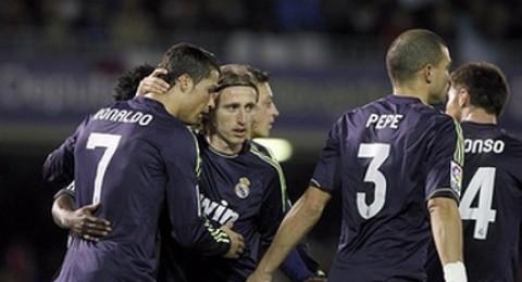 ريال مدريد افضل فريق في 2013…!