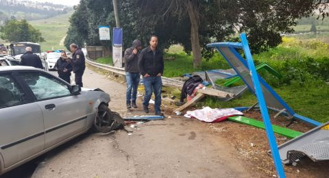 الناصرة: وفاة الشابة علا سفاريني متأثرة بإصابتها من حادث الطرق يوم الخميس الماضي