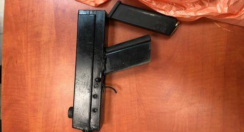 ضبط سلاح مع شاب في ساجور