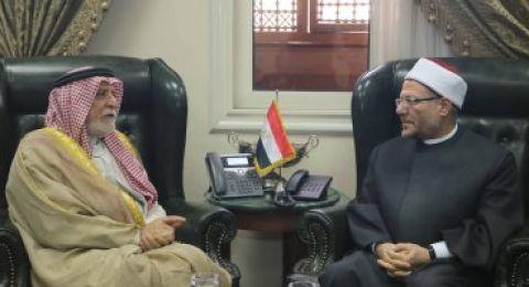 مفتي مصر:  العراق استطاع القضاء على داعش بفضل تماسك شعبه