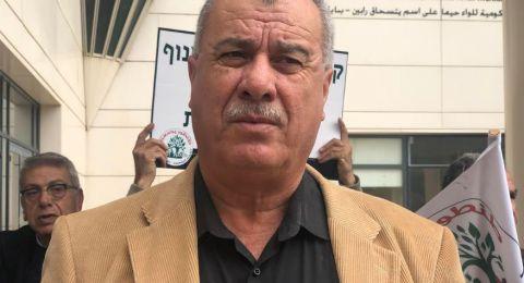 رئيس لجنة المتابعة، محمد بركة: لا يمكن أن نقبل في مشروع الطنطور فهو خطير